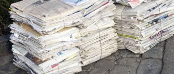 Zbiramo odpadni papir