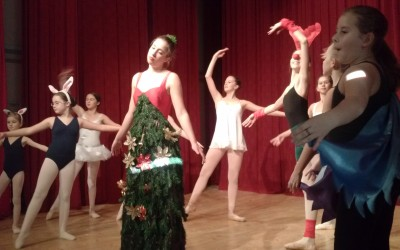 Baletna predstava Jelkina želja – Moj klub – december 2015