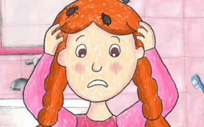 Obvestilo staršem- pojav uši